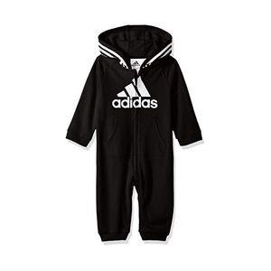Adidas Logo Hooded Romper